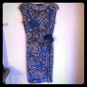 The Limited Paisley Print Dress